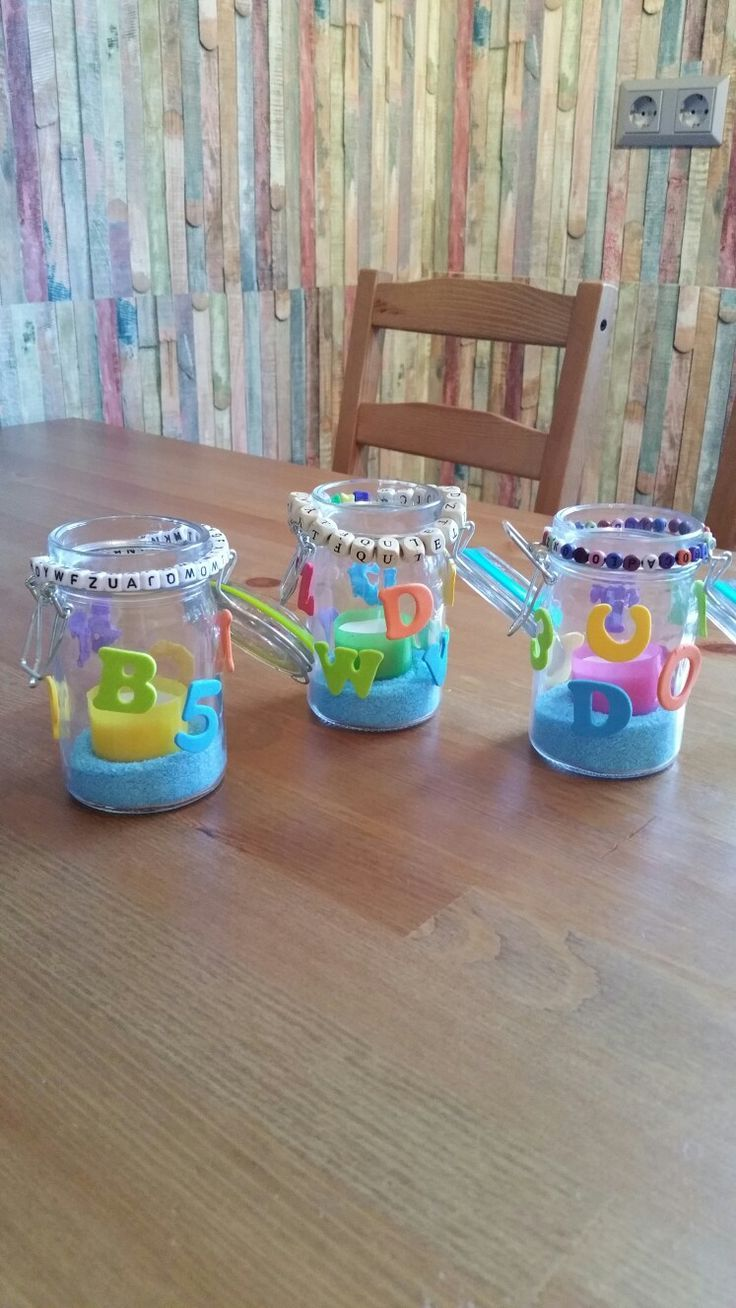 Photo of Craft lanterns for school as a guest gift yourself with children