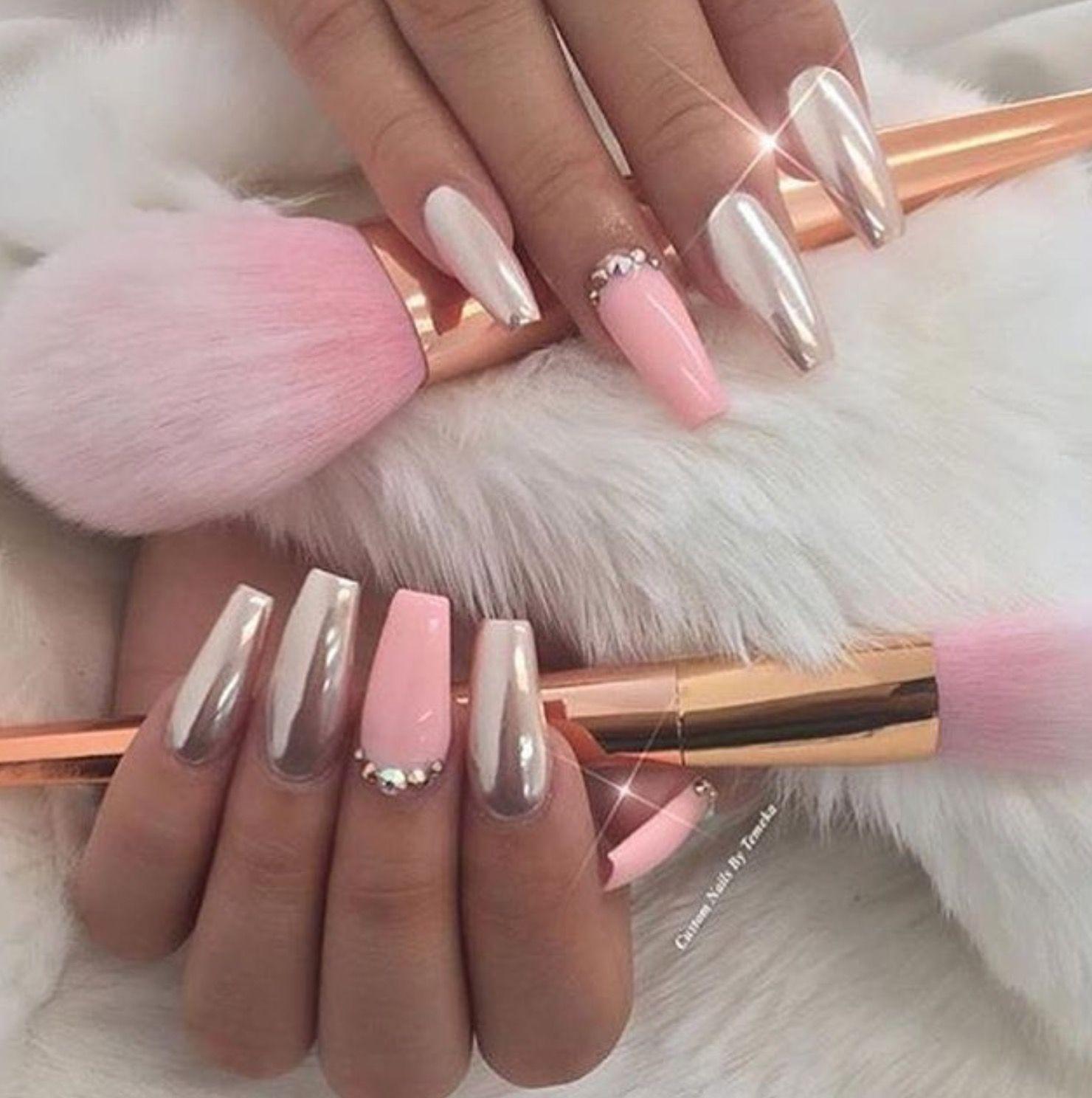 ✦⊱ɛʂɬཞɛƖƖą⊰✦ More   Wedding nails   Pinterest   Diseños de uñas ...