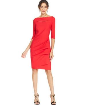 red dresses cocktail party - Google Search