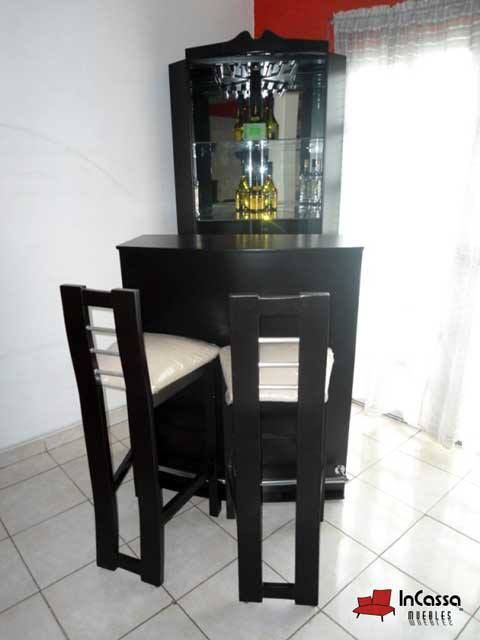 Cantina minimalista mod atlantis disponible en todos for Mueble bar esquinero