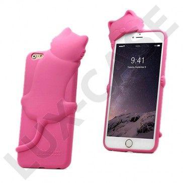 Hellodeere Standdill (Varm Rosa) iPhone 6 Plus Deksel