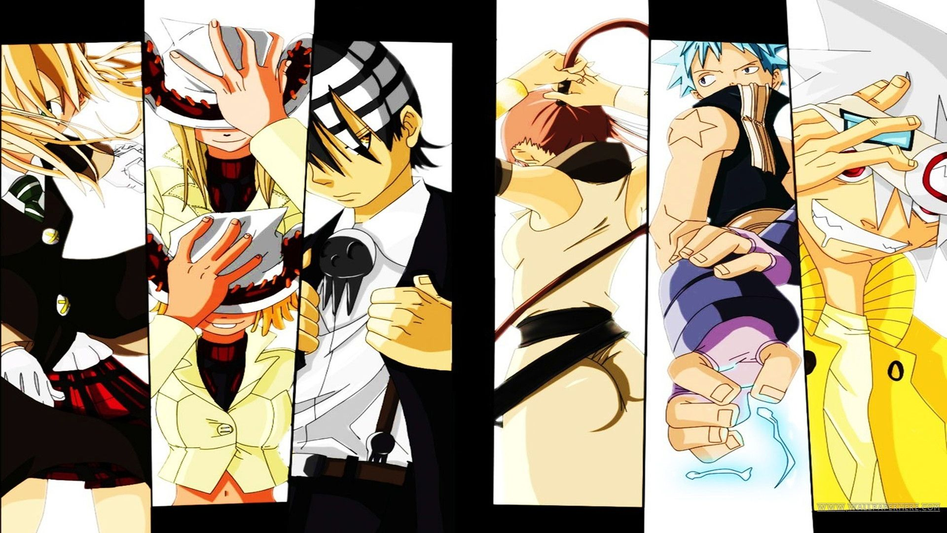Hd Anime Soul Eater Wallpapers (With images) Anime soul