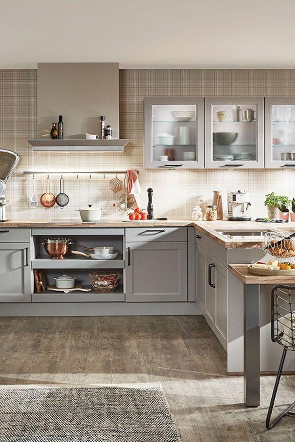 Dürfen wir vorstellen? Unsere neue Einbauküche Norina 7684