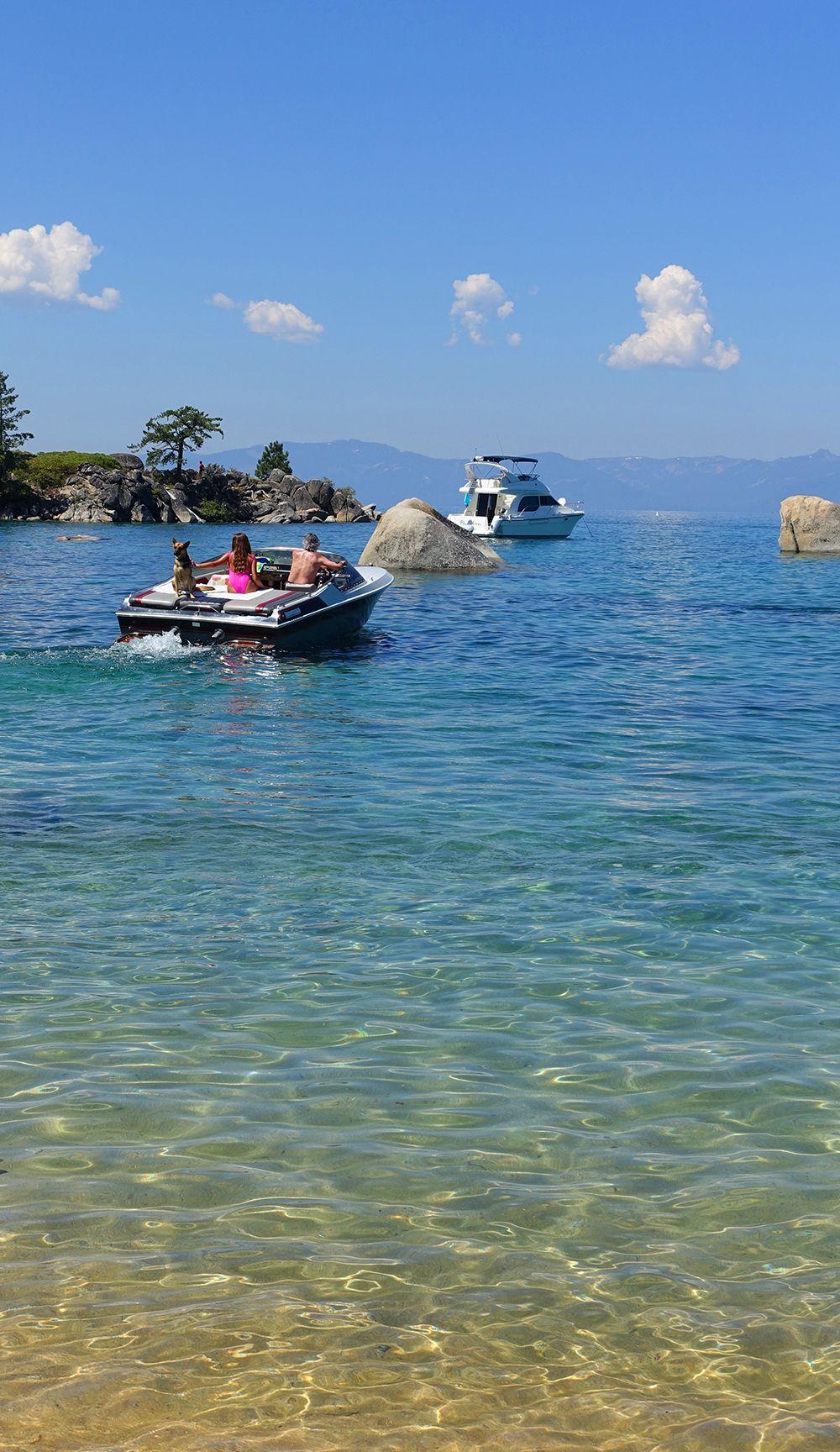 Whale Beach Tahoe : whale, beach, tahoe, Summer, Tahoe, Magical., Spend, Boating, Hanging, Beach., Shore, Beach,, Beaches,