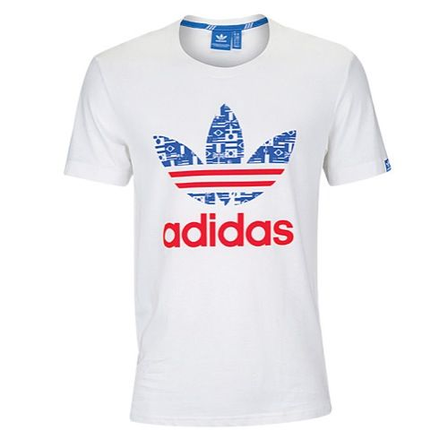 adidas Originals International T Shirt Men's at Foot
