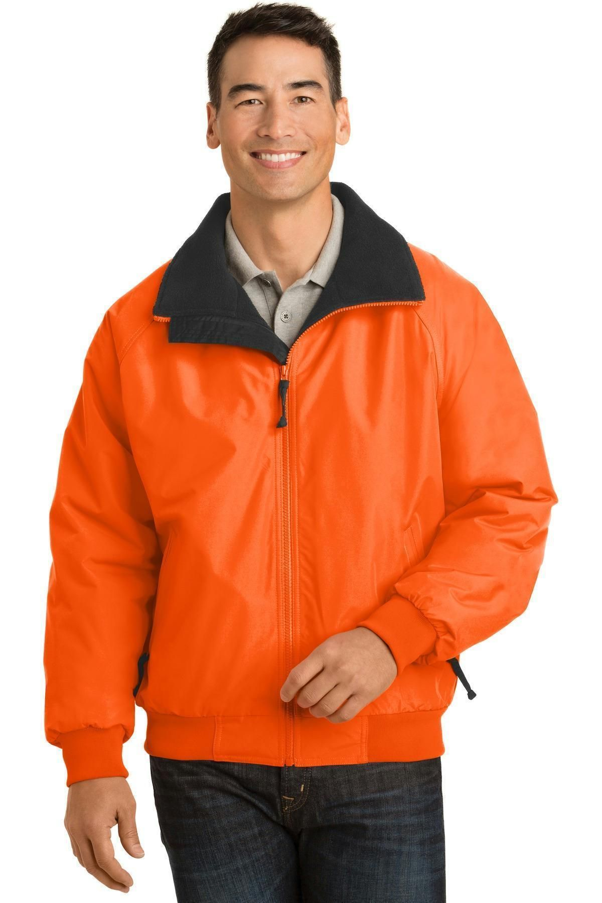 Port Authority Safety Challenger Jacket with Reflective Taping Safety Yellow and Reflective 6XL