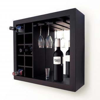 Cava de vinos fs amueblando la casa pinterest cava - Muebles para poner botellas de vino ...