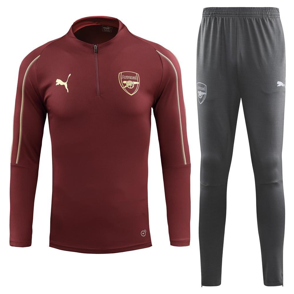 bbeab0e703fcd Arsenal Nike 2018 - 19 Training Tracksuit FÚTBOL CALCIO Soccer CLUB FOOTBALL  FUSSBALL BNWT