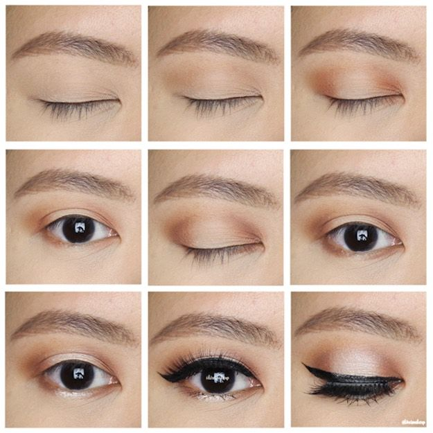 31 Awesome Makeup Tutorials For Brown Eyes The Goddess Wedding Makeup For Brown Eyes Natural Eye Makeup Makeup Looks For Brown Eyes