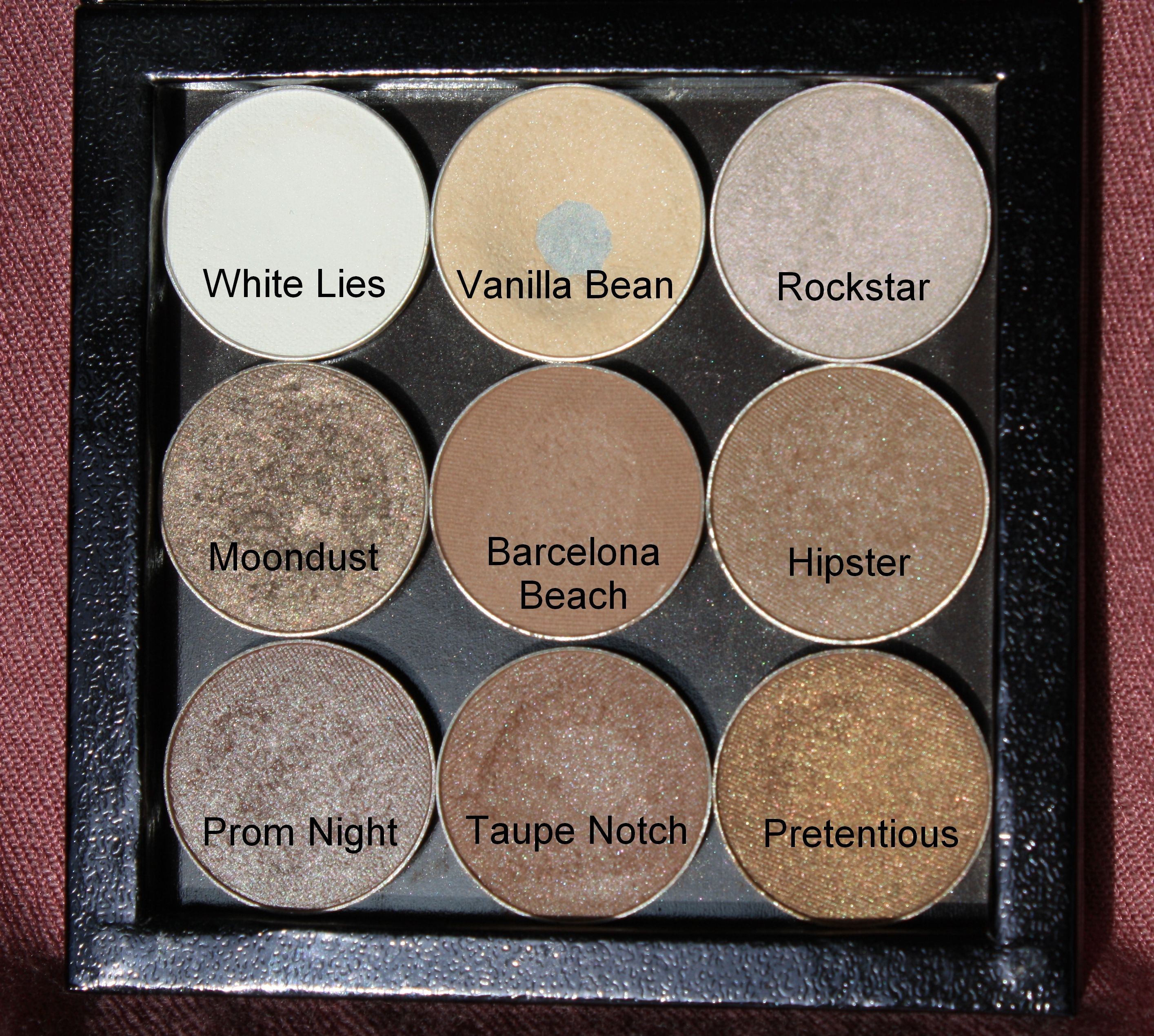 Favourite Makeup Geek Eyeshadows Makeup Geek Eyeshadow Makeup