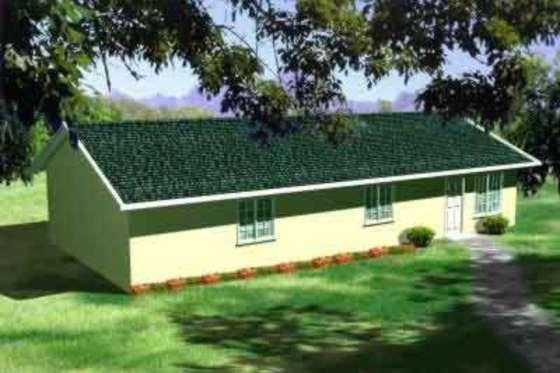 House Plan 1-1075