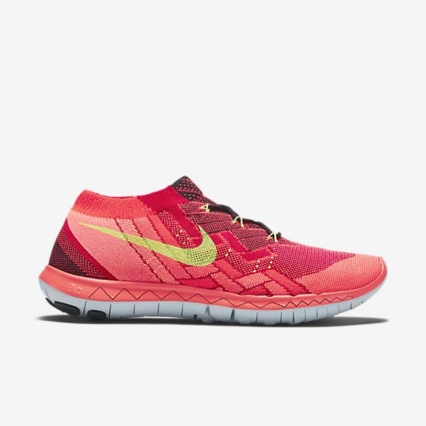 Nike Free 3.0 Flyknit Men's Running Shoe (avec images