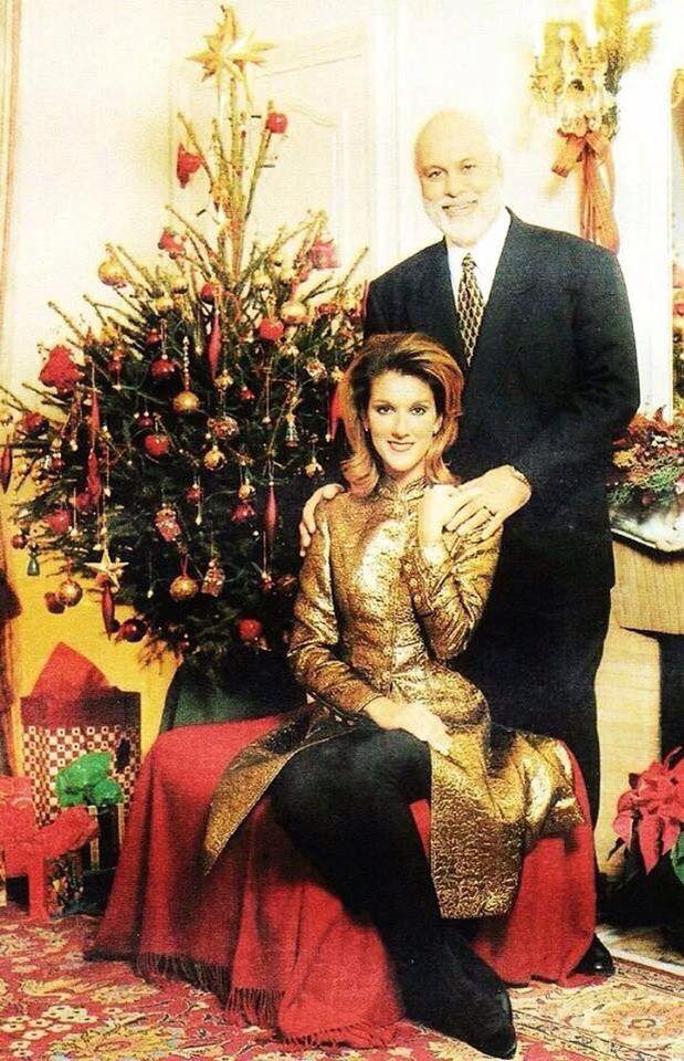 Christmas With Celine And Rene Celine Dion Celine Deon Celine
