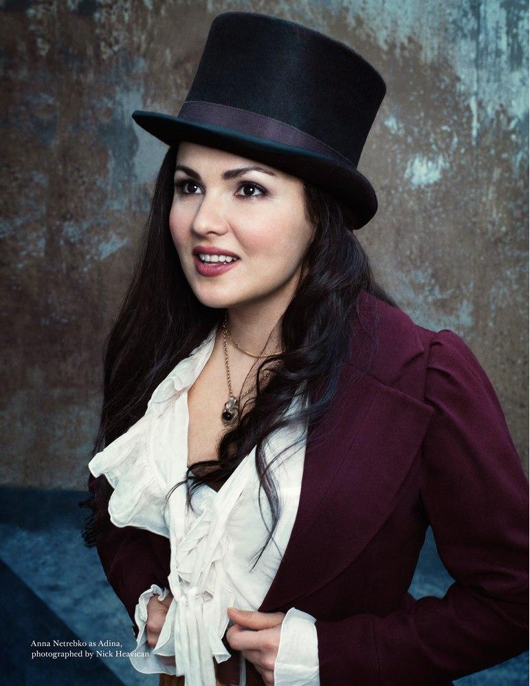 Anna Netrebko in Donizetti's L'Elisir d'Amore | The Met 2012-2013