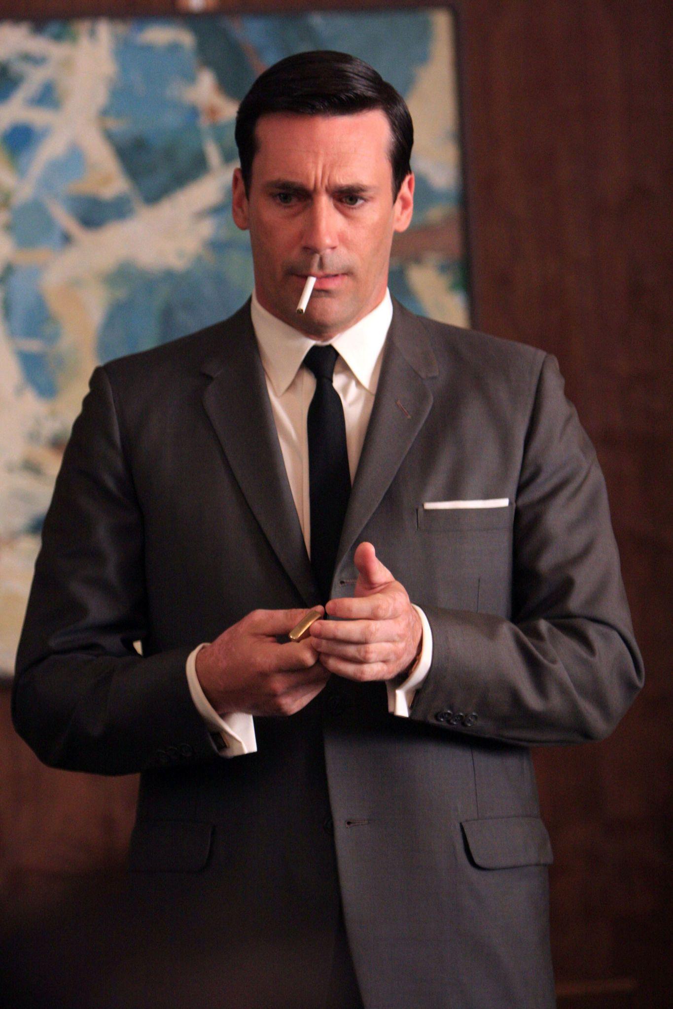Mad Men ~ Episode Stills ~ Season 2, Episode 1: For Those Who Think Young #amusementphile