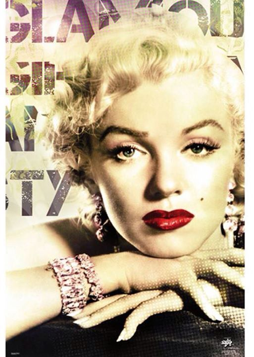 Marilyn Monroe With Images Marilyn Monroe Poster Marilyn