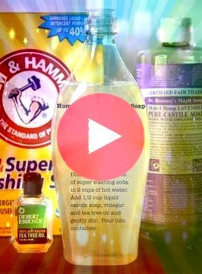 dish soap  water washing soda castile soap white vinegar tea tree oil Diy dish soap  Diy dish soap  water washing soda castile soap white vinegar tea tree oil Diy dish so...