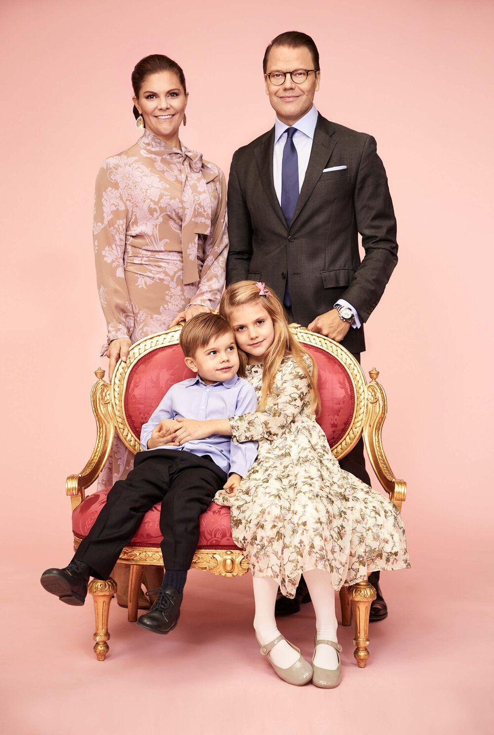 Hochzeit Wedding Prinzessin Princess Victoria /& Daniel 10.Hochzeitstag Royal NEU