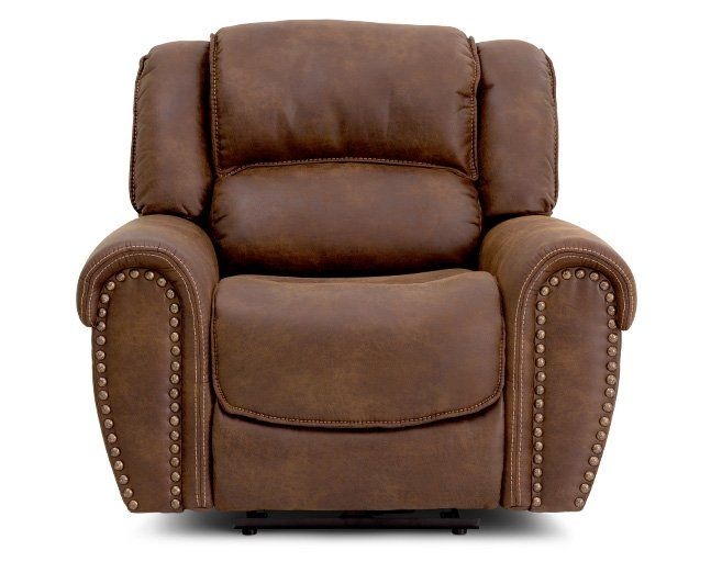 Cartwright Recliner Furniture Row Rowe Furniture
