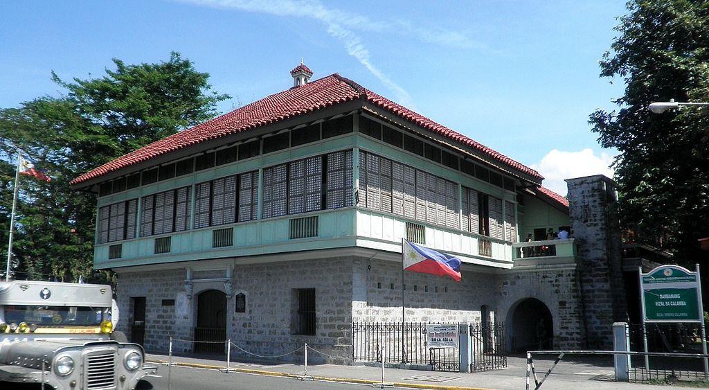 Rizal's Ancestral House (I) Philippine houses, Jose