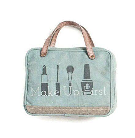 a6ed03ebb31b Best Makeup Bag | Mona B Make Up First Cosmetic Bag M3726 *** Want ...