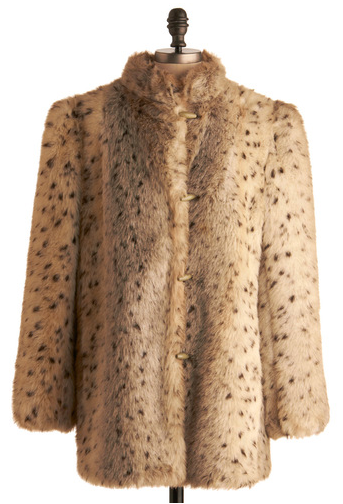 a57dd7a03c64 60's Vintage Faux Fur jacket by Dubrowsky & Perlbinder | And the ...