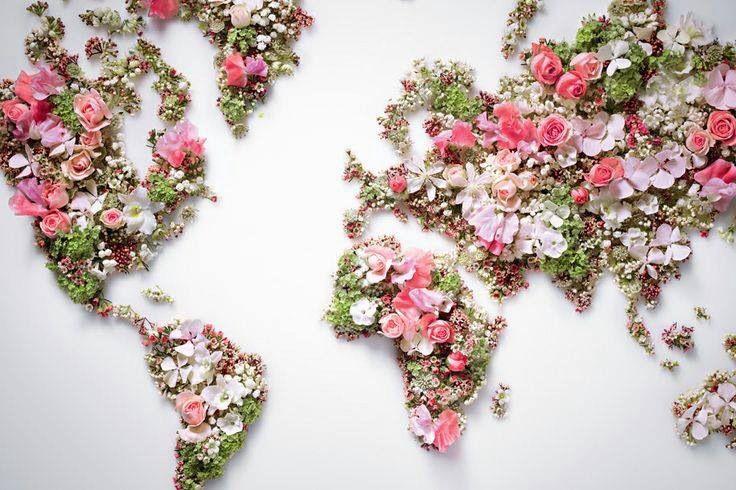 #world#flower
