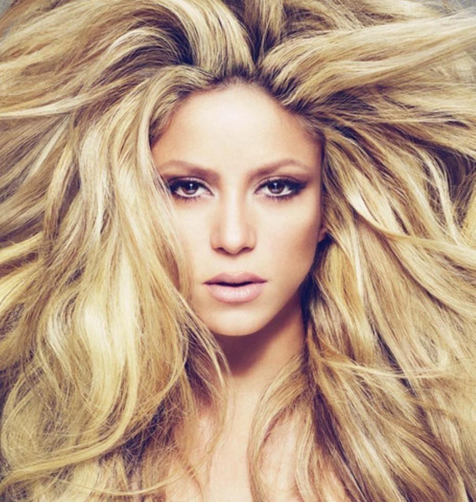 shakira Shakira La belle Shakira est généreuse melty