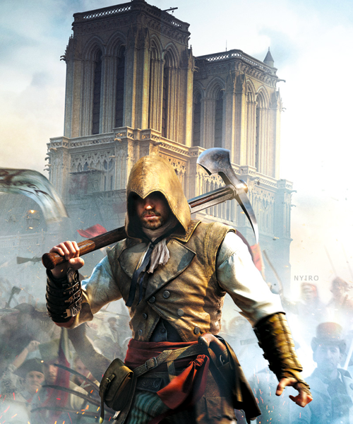 Assassin S Creed Unity Louis Lengendre The Axeman By Matrixunlimited Assassins Creed Unity Assassin S Creed Assassins Creed