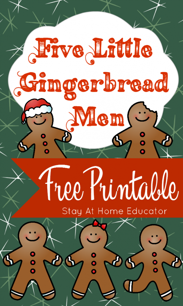 Nerdy image with regard to the gingerbread man story printable free