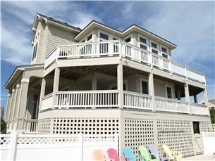 Enjoy A Tropical Paradise Just Steps Away From The Atlantic Ocean At Your Own Sanctuary Outer Banks Vacation Outer Banks Vacation Rentals Outer Banks Rentals