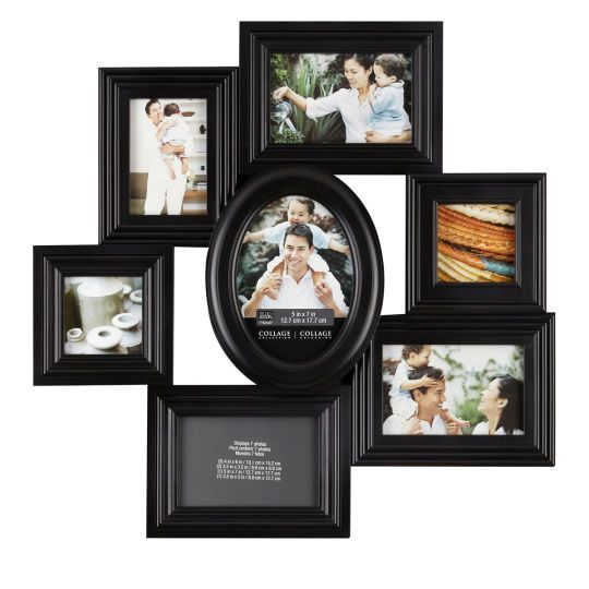 display seven photographs in one collage although they look like multiple frames the - Multiple Photos In One Frame