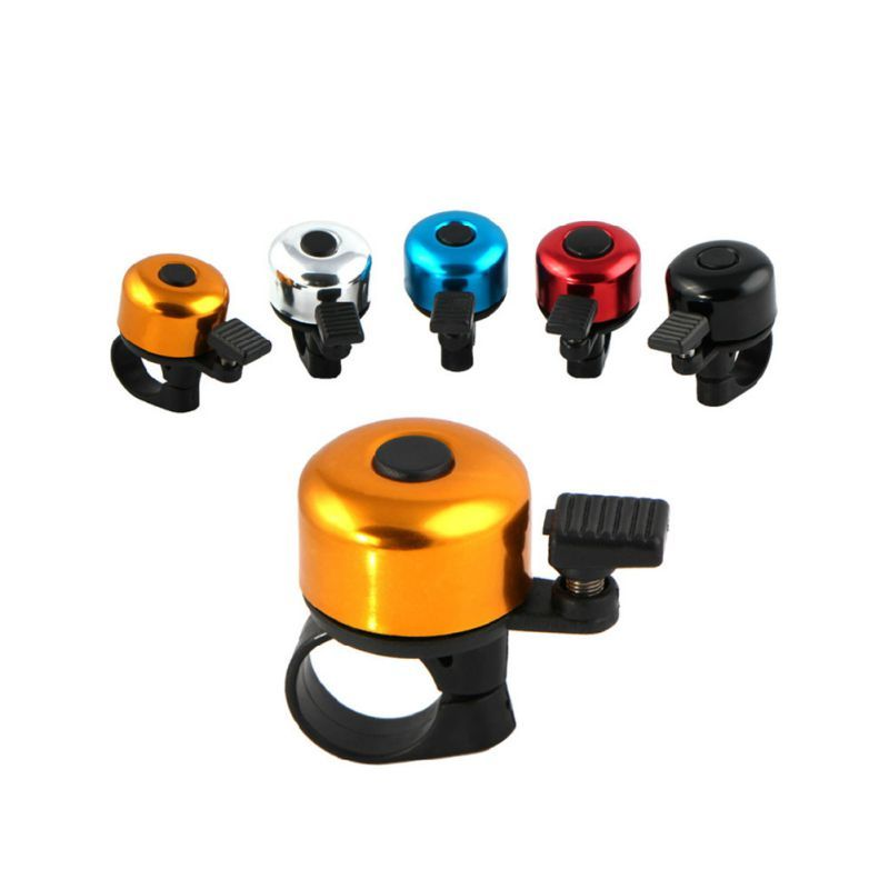 Bicycle Bell Ring Alarm NEW Mini Alloy Quality Horn Cycling Handlebar Bike High