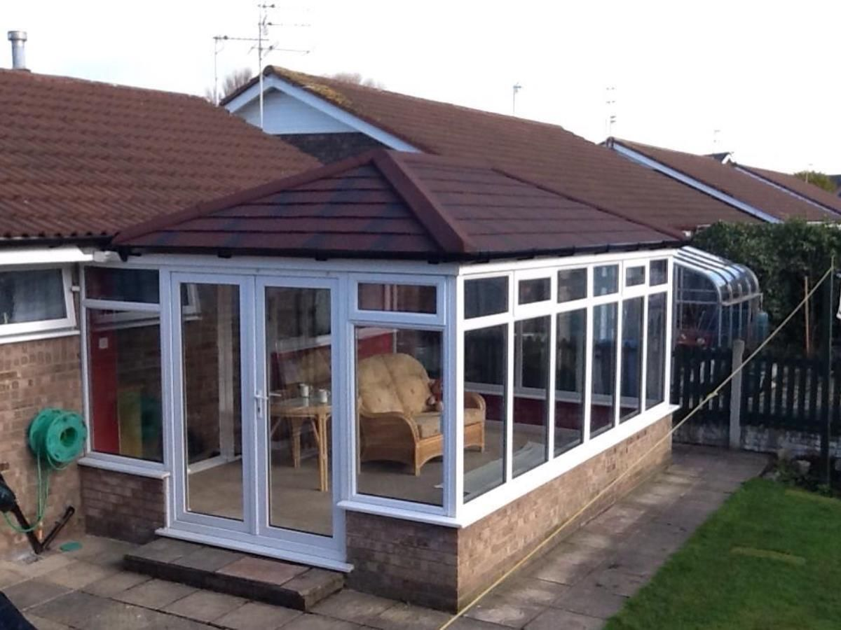 Image result for double hipped conservatories for ...