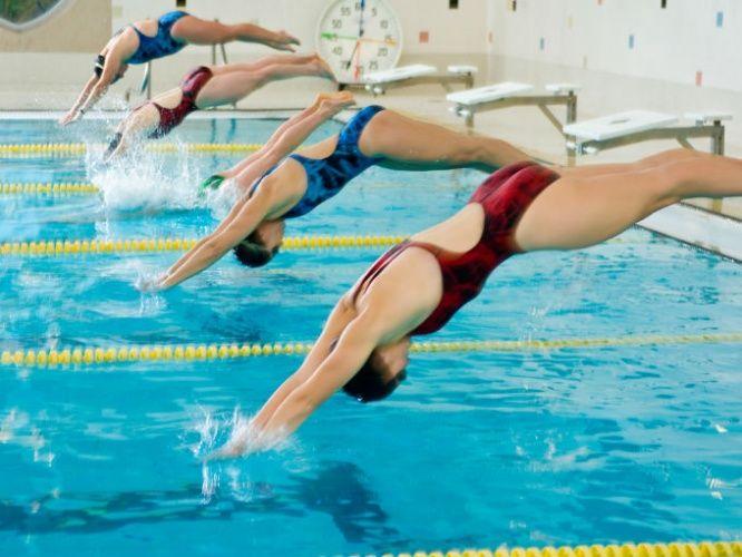 rutina ejercicios natacion para bajar peso