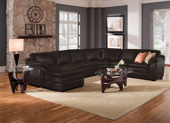 Silverton Leather Collection Value City Furniture 4 Pc