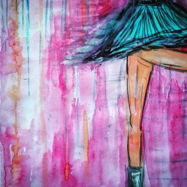 Yeah  #art #watercolour #acuarela #dream  #art🎨 #arte #uptist #pintura #abstractart #abstract #abstracto #painting #paintings  #abstractpainting #abstractpaintings #paintingoftheday #arteabstracto #diseño #design #deco #decoration #modernart #dance