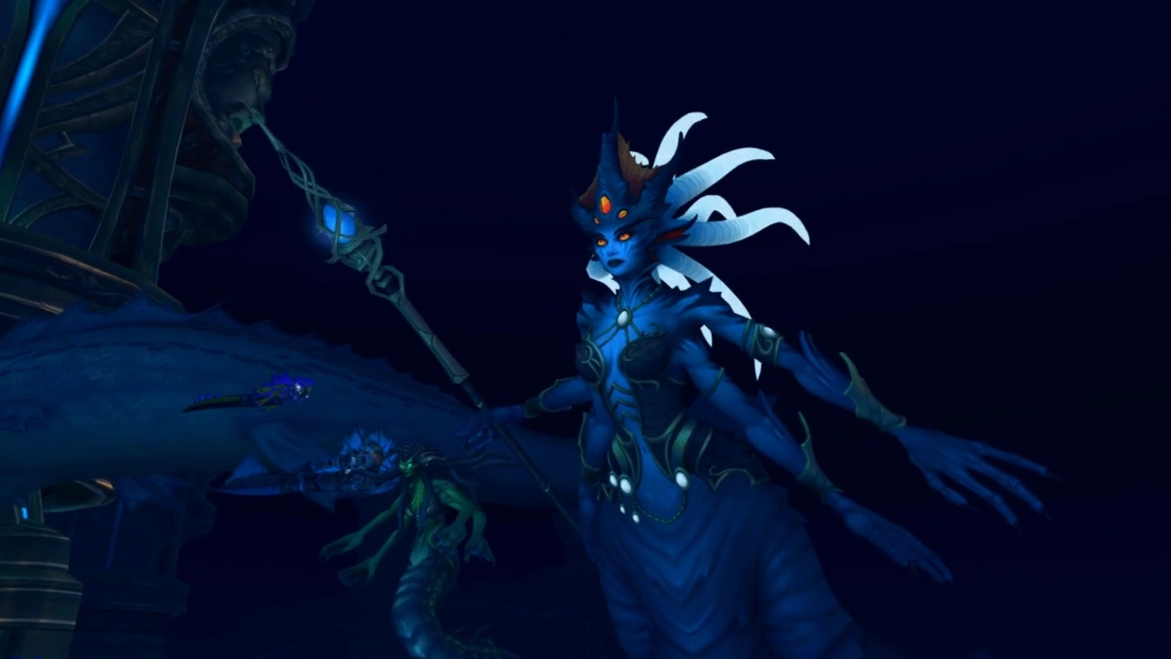 Rise Of Azshara Patch 8 2 Dungeons Delves And Dice World Of Warcraft Warcraft Azeroth