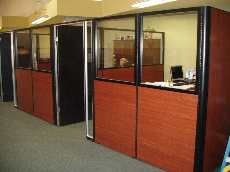 office cubicle with door - google search | cubicle ideas