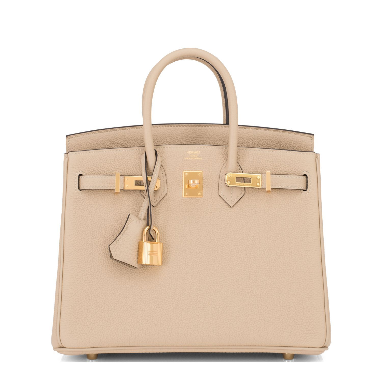 0275c50dec  Hermes  Birkin  Bag Trench Togo Gold Hardware  luxurydesignerhandbags