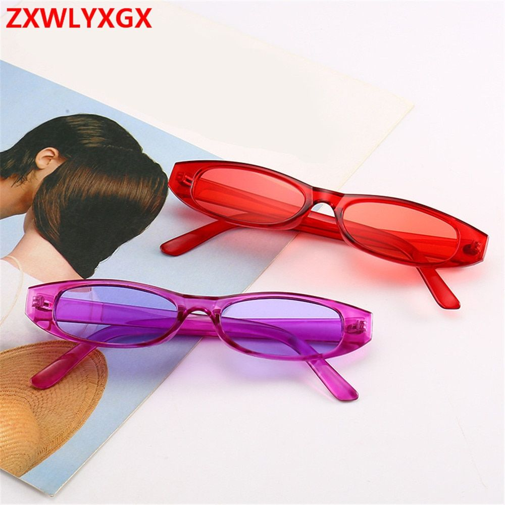 c496c935ea 2018 Fashion High Quality Square Sunglasses Women Brand Designer Vintage Aviator  Female Ladies Sun Glasses Women oculos UV400