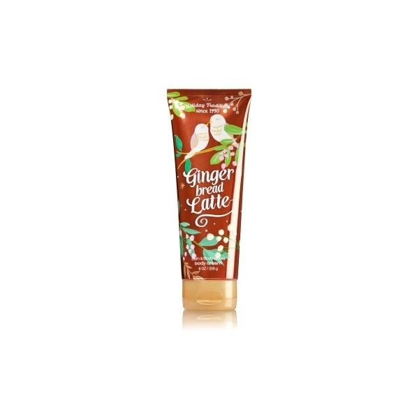 Ultra Shea Body Cream ($13) Liked On Polyvore Featuring