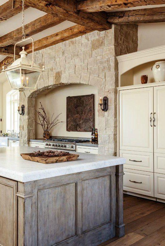 Stunning European Country Kitchen Design Inspiration | Kitchens ...