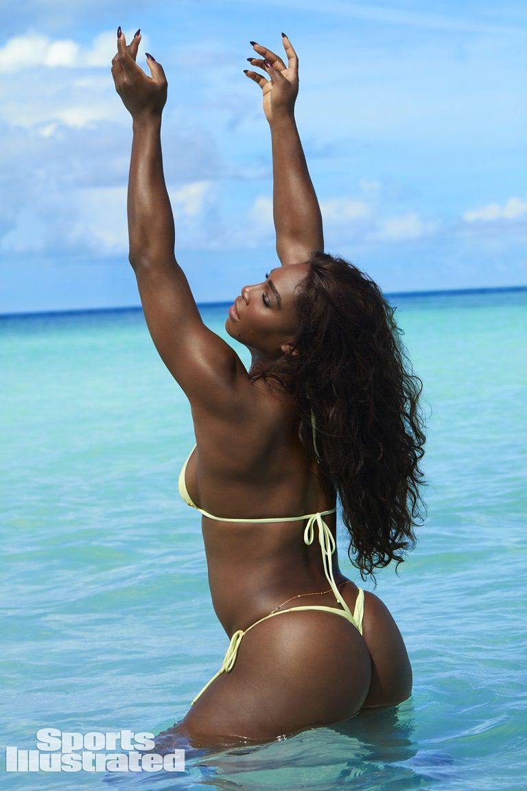 Ass thong williams serena