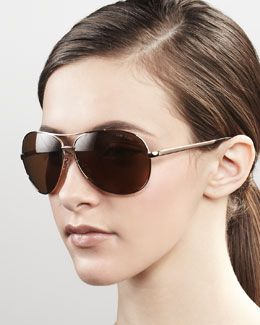 a6955be09e6a Tom Ford | Charles Aviator Sunglasses #NMFallTrends | Borrowed From ...