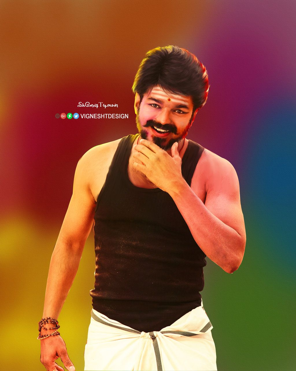 Image Result For Mersal Images Mersal Vijay In 2019 Vijay Actor