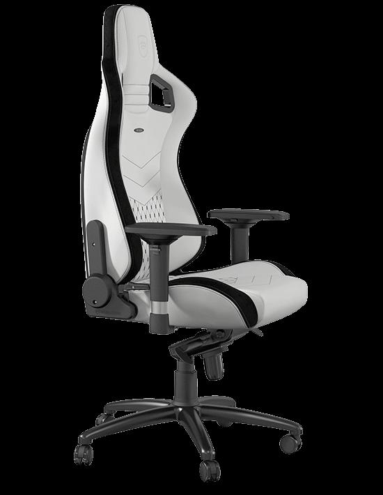 Miraculous Epic White Black Noblechairs Home Office Black Gaming Inzonedesignstudio Interior Chair Design Inzonedesignstudiocom