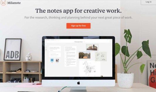 Milanote. Paperboard virtuel et #collaboratif pour tous les créatifs.
