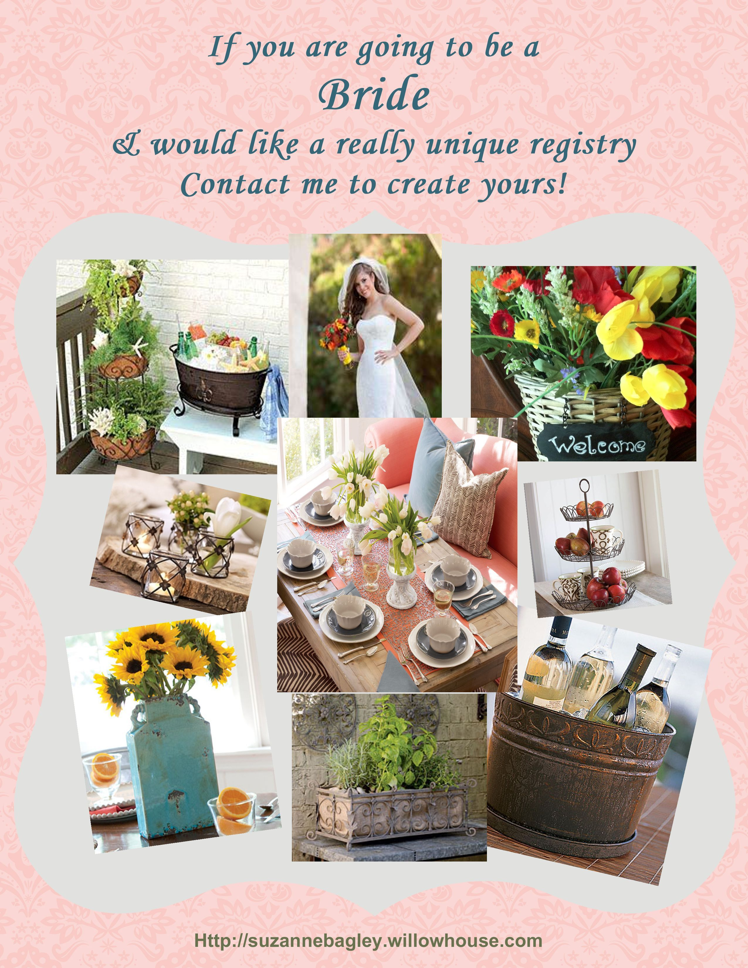 Get The Willow House Products You Love For Shower And Wedding