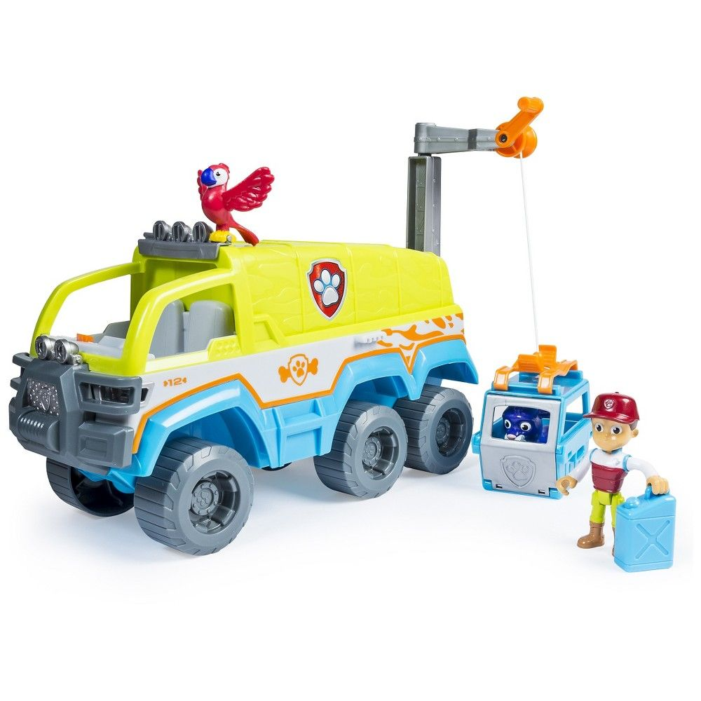 Bestseller Toy Set Perfect for Young Girls Jungle Rescue with Skye's Copter